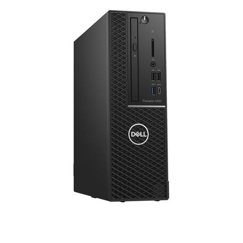 DELL Precision 3430/Core i7-8700/8GB/256GB SSD/Intel HD 630/Kb/Mouse/W10Pro/3Y ProSpt