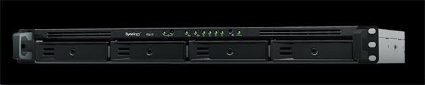 Synology™ DiskStation RS819 4x HDD NAS VMware®, Citrix®, Microsoft® Hyper-V®rack 1U
