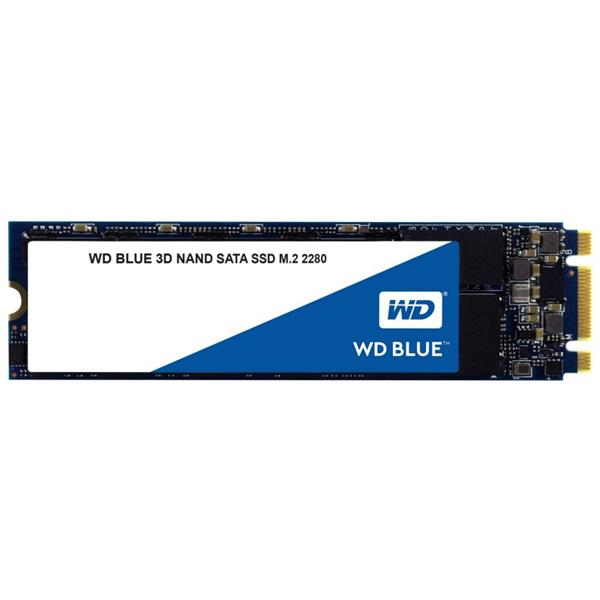 WD Blue 250GB SSD PCIe Gen3 8Gb/s, M.2 2280, NVMe ( r1700MB/s, w1300MB/s )