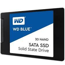 WD Blue 4TB SSD SATA III 6Gbs, 2,5