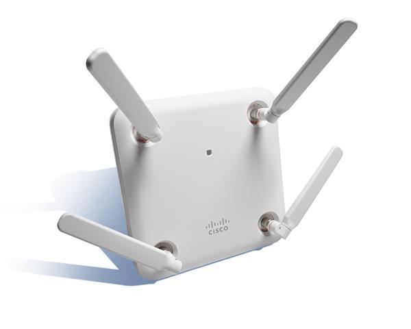 Cisco 802.11ac Wave 2; 4x4:4SS; Ext Ant; E Reg Dom