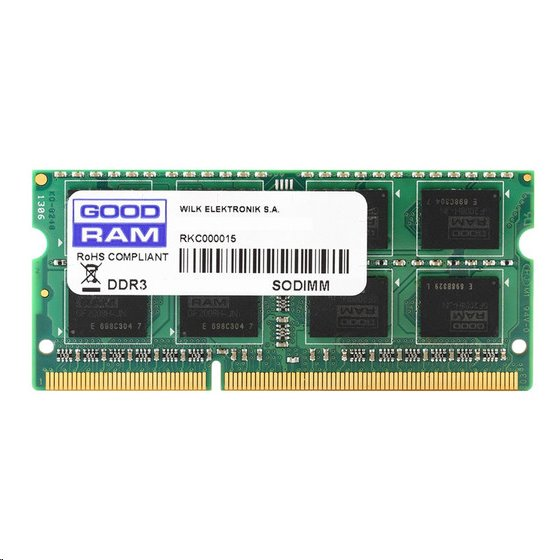 DDR 3 ............. 4 GB . 1600MHz . CL11 .......... GOODRAM