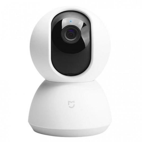 Xiaomi Mi Home, Security Camera, 360°, 1080P, biela