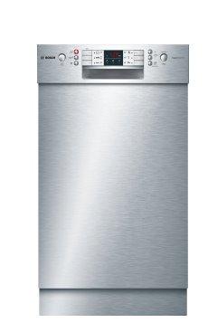 BOSCH_podstavná umývačka riadu, 45 cm, ušľachtilá oceľ, Seria 4