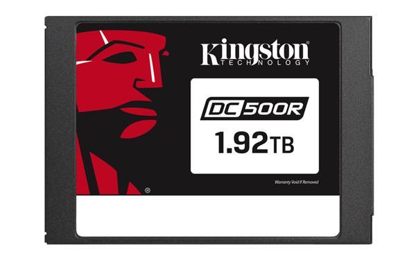 Kingston 1.92 TB SSD DC500R Series SATA3, 2.5