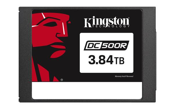 Kingston 3.84TB SSD DC500R Series SATA3, 2.5
