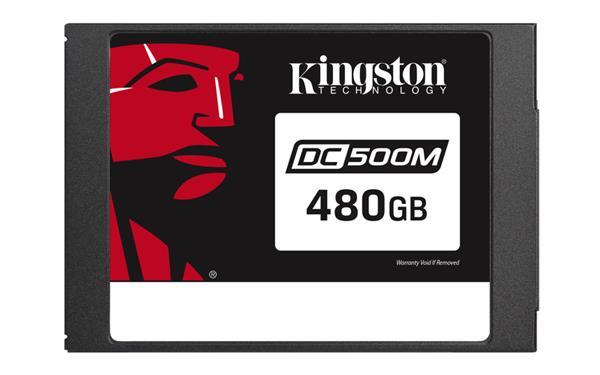 Kingston 480GB SSD DC500M Series SATA3, 2.5
