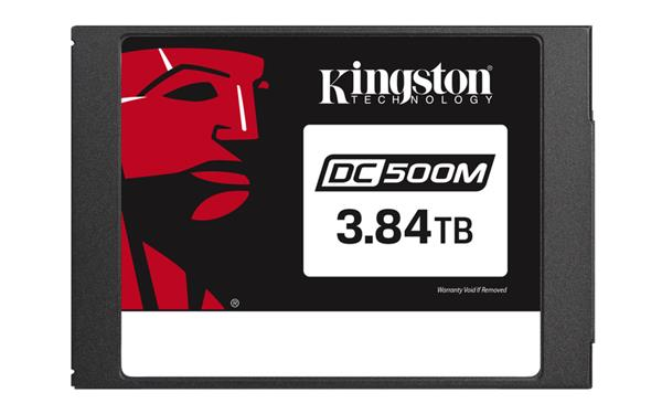 Kingston 3.84 TB SSD DC500M Series SATA3, 2.5