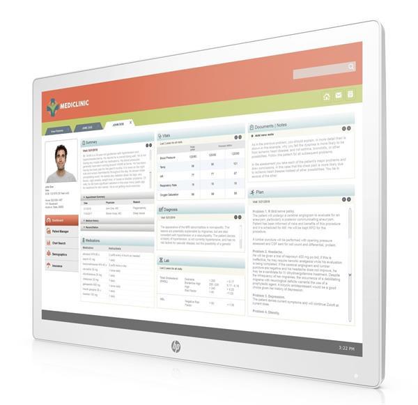 HP HC241 - Healthcare Edition