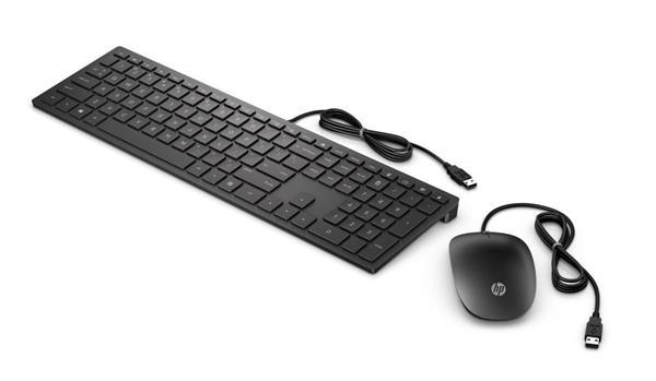 USB klávesnica a myš HP Pavilion 400