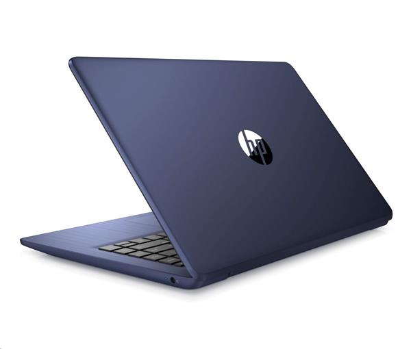 HP Stream 14-ds0010nc, A4-9120e, 14.0 FHD/IPS, UMA, 4GB, 64GB eMMC , ., W10S, 2/2/0, Royal Blue