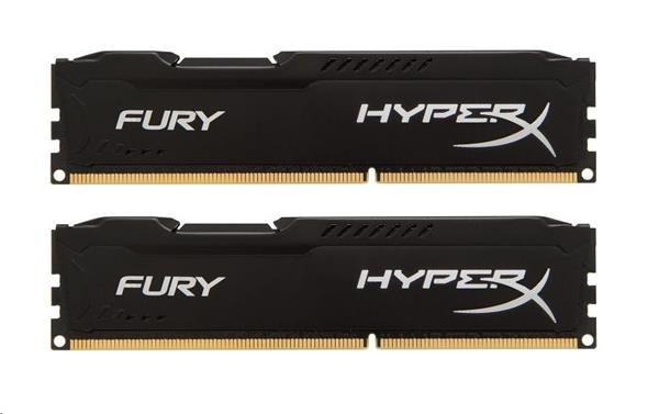 DDR 3.... 16GB . 1600MHz. CL10 HyperX FURY Black Kingston (2x8GB) 1.35V/1.5V