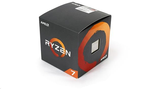 AMD, Ryzen 7 3800X, Processor BOX, soc. AM4, 105W, s Wraith Prism chladičom