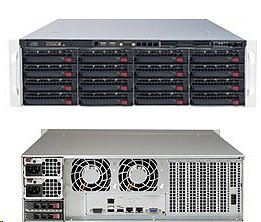 Supermicro Storage Server SSG-6039P-E1CR16L 3U DP