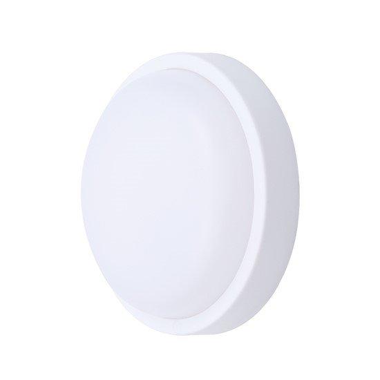 Solight LED vonkajšie osvetlenie guľaté, 13W, 910lm, 4000K, IP54, 17cm