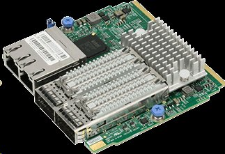 Supermicro AOC-MHIBF-m2Q2G InfiniBand FDR 56Gbps and 40Gbps Ethernet
