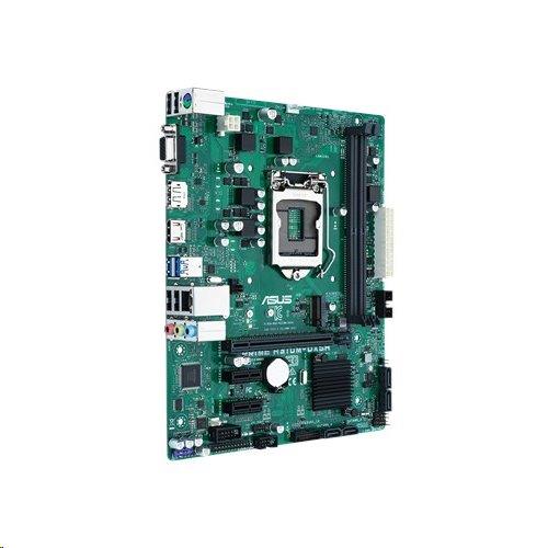 ASUS PRIME H310M-DASH soc.1151 H310 DDR4 mATX M.2 HDMI DVI D-Sub