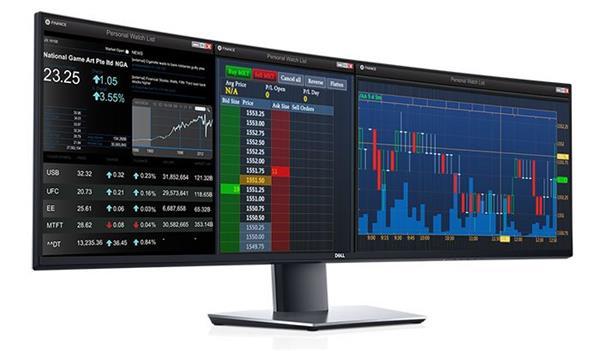 Dell UltraSharp U4919DW LCD 49