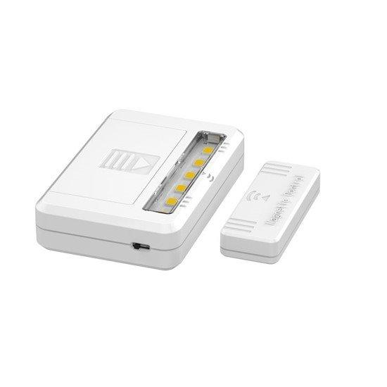 Solight LED svetielka do skriní, komôd a zásuviek, 40lm, 2x AAA, 2ks v balení