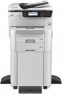 Epson WorkForce Pro WF-C8690DTWFC, A3+, All-in-One, GLAN, duplex, ADF, Fax, Wifi, NFC