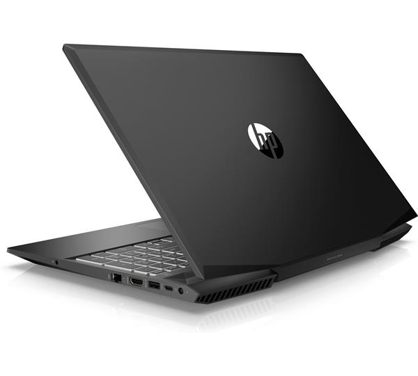 HP Pavilion Gaming 15-cx0026nc, i7-8750H, 15.6 FHD/IPS, GTX1060/3GB, 16GB, SSD 256GB + 1TB7k2, ., W10, 2/2/0, Shadow bla