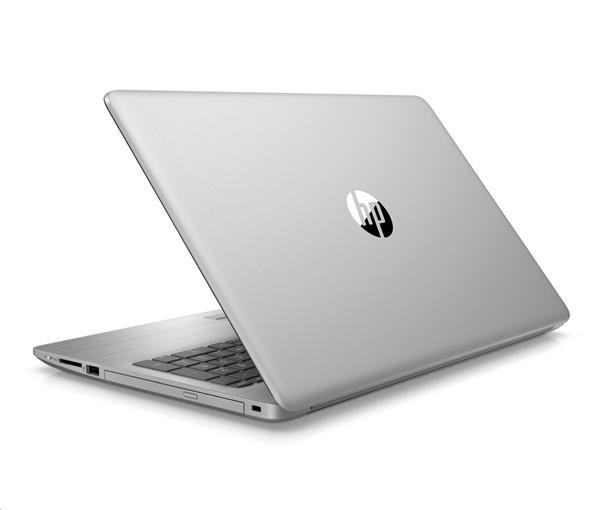 HP 250 G7, i5-8265U, 15.6 FHD, 8GB, SSD 256GB, DVDRW, DOS, 1Y, Silver