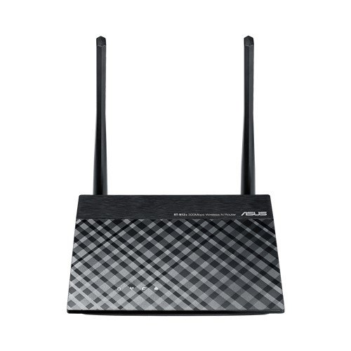 ASUS RT-N12plus Wi-Fi router Router 2x 5dbi pevné antény