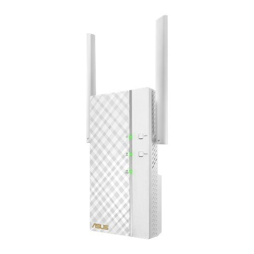 ASUS RP-AC66, Dual-band wireless AC1750 wall-plug Range Extender