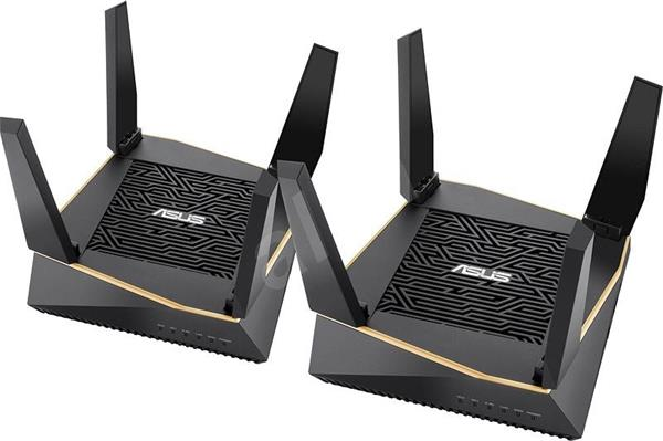 ASUS RT-AX92U Wireless AX6100 Tri-Band Gigabit Router802.11ac 400Mbps (2.4G)802.11ac 867Mbps (5GHz-1)802.11ax 4804Mb