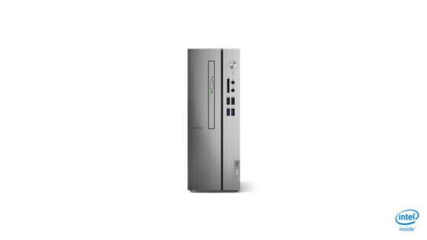 Lenovo IC 510s-07 TWR i3-9100 4.2GHz NVIDIA GT730/2GB 8GB 1TB W10 strieborny 2yMI