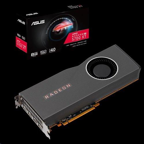 ASUS RX5700XT-8G 8GB/256-bit, GDDR6, HDMI, 3xDP
