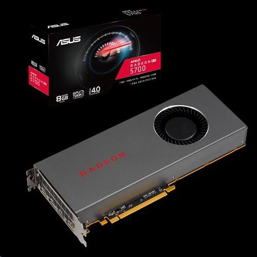 ASUS RX5700-8G 8GB/256-bit, GDDR6, HDMI, 3xDP