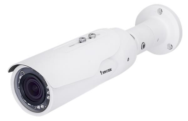 VIVOTEK IB9389-EHM 2560x1920 (5Mpix) až 30sn/s, H.265, obj. 2.8-12mm (81-30°), PoE, IR-Cut, Smart IR, SNV, WDR120dB
