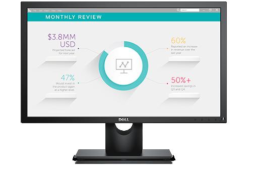 Dell 23 Monitor | E2318H - 58.4cm(23