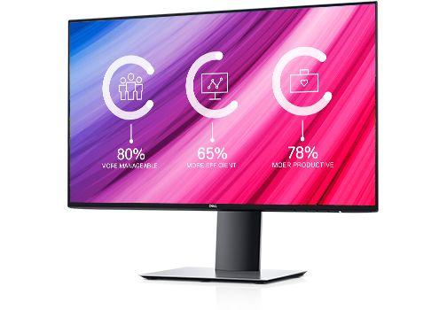 Dell UltraSharp 24 InfinityEdge Monitor - U2419H - 60.4cm(23.8