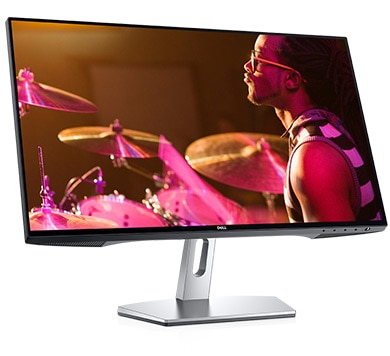 Dell 24 InfinityEdge Monitor - S2419H -60.5cm(23.8) Black