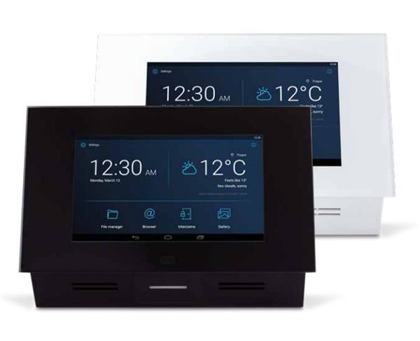 2N® Indoor Touch 2.0 WiFi, Black