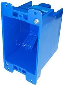 Montážna krabica pre Unifi Enterprise AP In-Wall Hi-Density, plastová