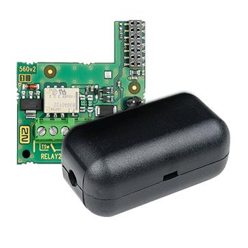 2N® IP Verso Bezpečné Dveře (set - obsahuje I/O modul (9155034), tamper switch (9155038) a Security Relé (9159010)