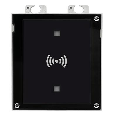 2N® IP Verso - 13.56MHz čtečka zabezpeč. karet, NFC, čte UID + PACS ID