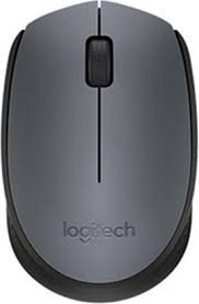 Logitech® Wireless Mouse M170 GREY, rozbalene, bez obalu!!!
