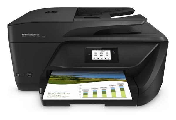 HP OfficeJet 6950 e-All-in-OnePrint, Scan, Copy, Fax