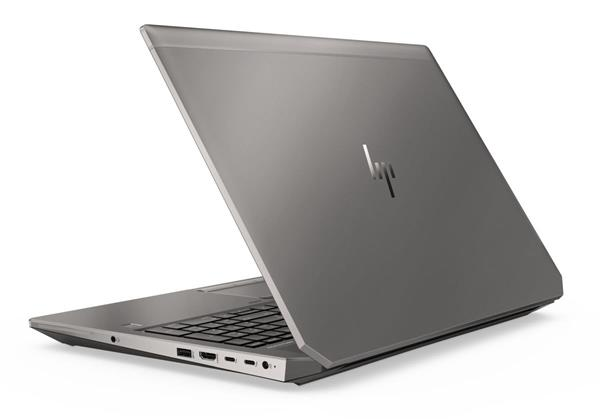 HP Zbook 15 G6, i7-9850H, 15.6 FHD, RTX3000/6GB, 32GB, SSD m.2 512 GB NVMe TLC, W10Pro, 3/3/3, no webcam