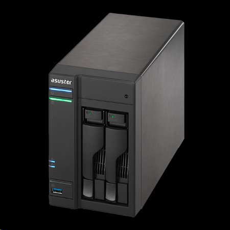 Asustor™ AS6202T 2x HDD NAS HDMI