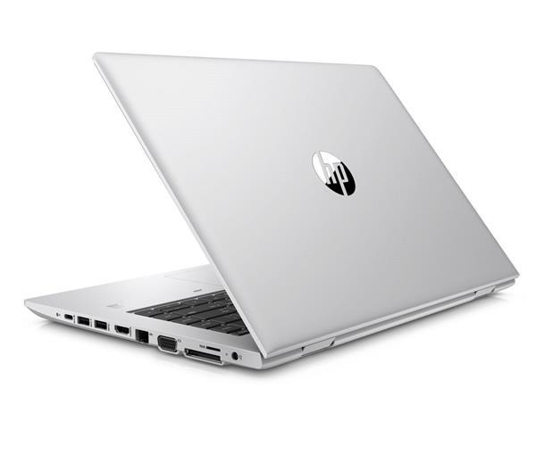 HP ProBook 640 G5, i5-8265U, 14 FHD, 8GB, SSD 256GB, W10Pro, 1-1-1, WiFi6/BacklitKbd/FpS