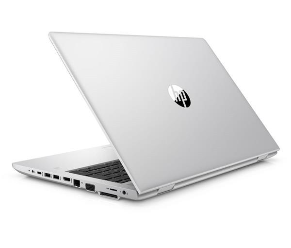 HP ProBook 650 G5, i7-8565U, 15.6 FHD, Radeon 540X/2G, 8GB, SSD 512GB, DVDRW, W10Pro, 1-1-1, WiFi6/BacklitKbd/FpS