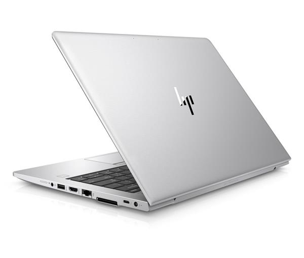 HP EliteBook 830 G6, i5-8265U, 13.3 FHD, 8GB, SSD 256GB, W10Pro, 3-3-0, WiFi6/BacklitKbd/FpS