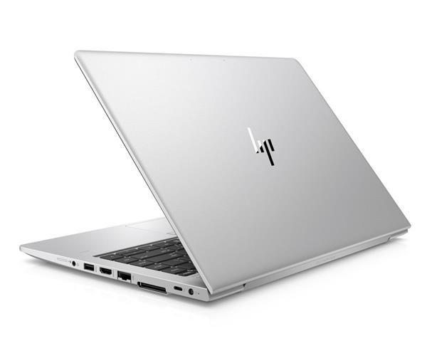HP EliteBook 840 G6, i5-8265U, 14.0 FHD, 8GB, SSD 256GB, W10Pro, 3-3-0, WiFi6/BacklitKbd/FpS