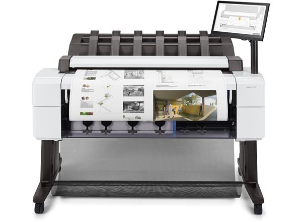 HP DesignJet T2600dr 36in PS MFP Printer