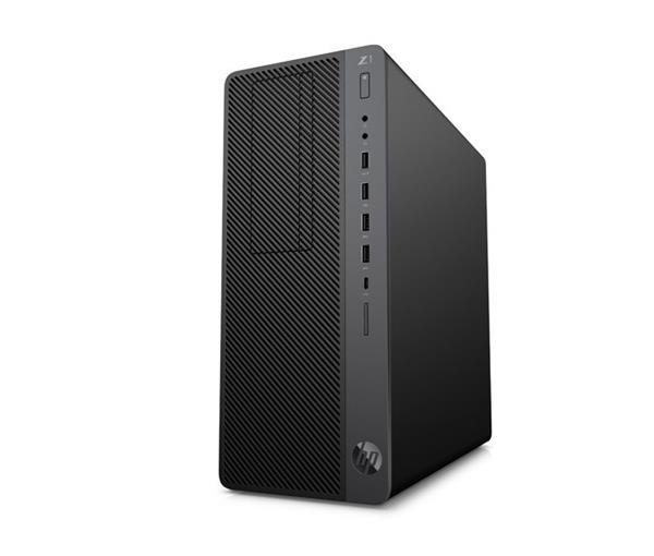 HP Z1 TWR, i7-9700K, RTX2060/6GB, 16GB, SSD 512GB M.2 NVMe TLC , noDVD , W10Pro, 3/3/3